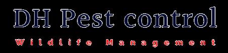 DH Pest Control Logo